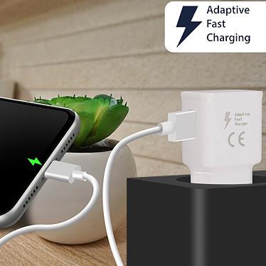 Avis Avizar Chargeur secteur Blanc pour Smartphones dotés d'une connectique Lightning