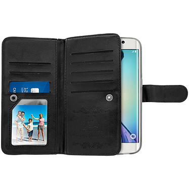 Acheter Avizar Etui folio Noir pour Samsung Galaxy S6 Edge