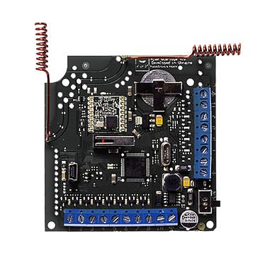 Ajax Module d'intégration sans pour systèmes d'alarme tiers fil ocBridge Plus Module d'intégration sans pour systèmes d'alarme tiers fil ocBridge Plus