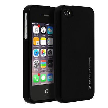Avizar Coque Noir pour Apple iPhone 4 , Apple iPhone 4S pas cher