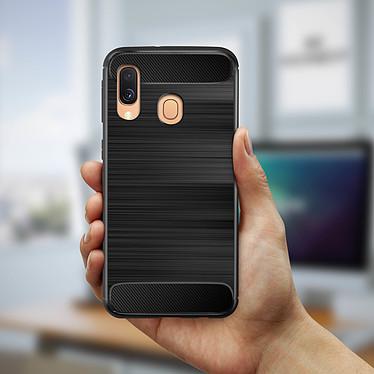 Avis Avizar Coque Noir pour Samsung Galaxy A40