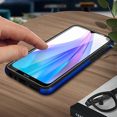 Acheter Avizar Coque Bleu pour Xiaomi Redmi Note 8T