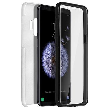 Avizar Coque Argent pour Samsung Galaxy S9 Coque Argent Samsung Galaxy S9