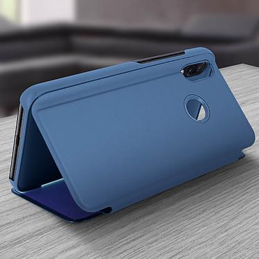 Acheter Avizar Etui folio Bleu pour Xiaomi Redmi Note 7