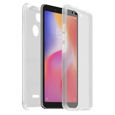 Avizar Coque Transparent pour Xiaomi Redmi 6A Coque Transparent Xiaomi Redmi 6A