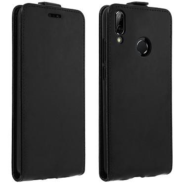 Avizar Etui à clapet Noir pour Huawei P20 Lite pas cher