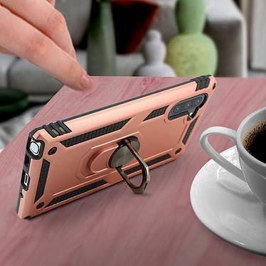 Avis Avizar Coque Rose Champagne pour Samsung Galaxy Note 10