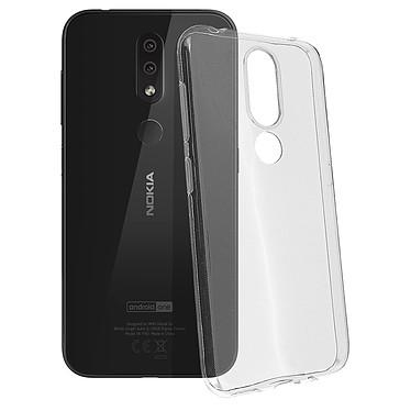 Avizar Coque Transparent pour Nokia 4.2 pas cher
