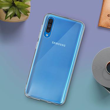 Avis Avizar Coque Transparent Souple pour Samsung Galaxy A50