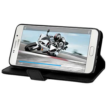 Avis Avizar Etui folio Noir pour Samsung Galaxy J7 2016