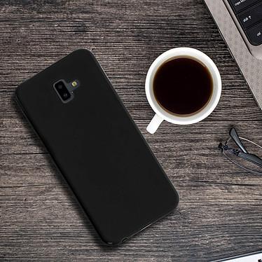Avis Avizar Coque Noir pour Samsung Galaxy J6 Plus