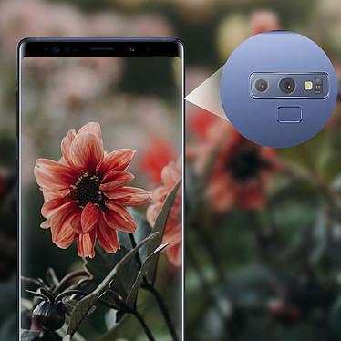 Avis Avizar Film Caméra Transparent pour Samsung Galaxy Note 9