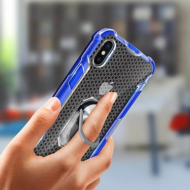 Acheter Avizar Coque Bleu Hybride pour Apple iPhone X , Apple iPhone XS