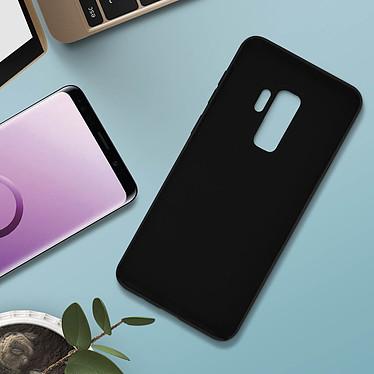 Acheter Avizar Coque Noir Semi-rigide pour Samsung Galaxy S9 Plus