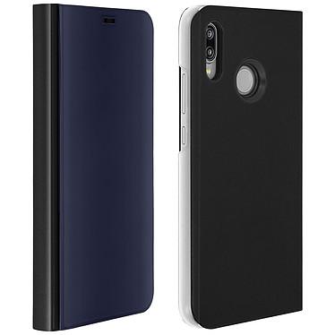 Avizar Etui folio Noir pour Huawei P20 Lite Etui folio Noir Huawei P20 Lite