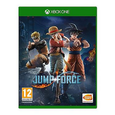 Jump Force (XBOX ONE) Jeu XBOX ONE Combat 12 ans et plus