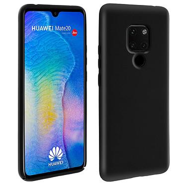 Avizar Coque Noir pour Huawei Mate 20 Coque Noir Huawei Mate 20