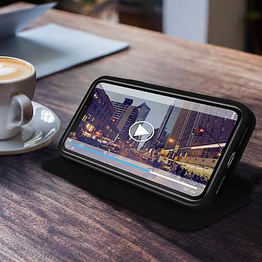 Avis Avizar Etui folio Noir Éco-cuir pour Apple iPhone 11