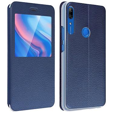 Avizar Etui folio Bleu Nuit pour Huawei P Smart Z , Honor 9X Etui folio Bleu Nuit Huawei P Smart Z , Honor 9X