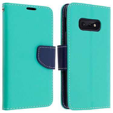Avizar Etui folio Vert pour Samsung Galaxy S10e Etui folio Vert Samsung Galaxy S10e