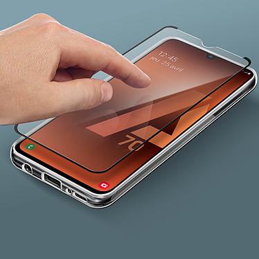 Acheter Avizar Pack protection Noir pour Samsung Galaxy A70