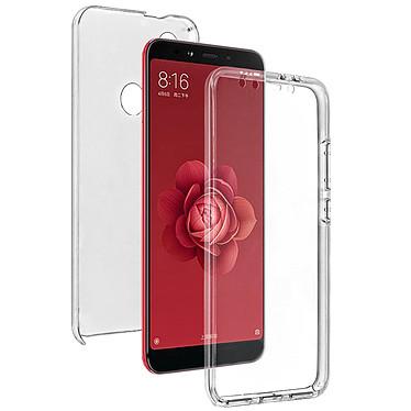 Avizar Coque Transparent pour Xiaomi Mi A2 pas cher