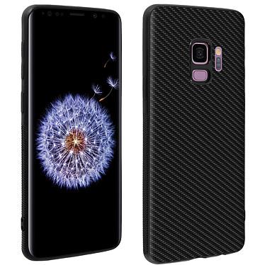 Avizar Coque Noir Souple pour Samsung Galaxy S9 Coque Noir souple Samsung Galaxy S9