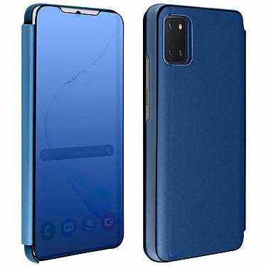 Avizar Etui folio Bleu pour Samsung Galaxy Note 10 Lite Etui folio Bleu Samsung Galaxy Note 10 Lite