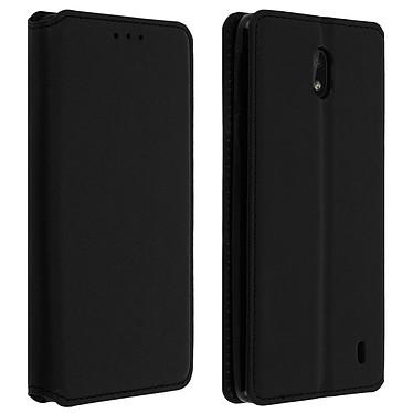 Avizar Etui folio Noir pour Nokia 1 Plus Etui folio Noir Nokia 1 Plus