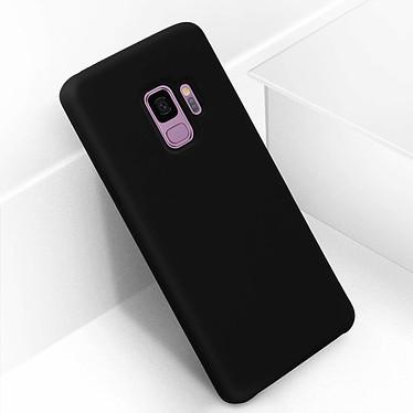 Avizar Coque Noir pour Samsung Galaxy S9 pas cher
