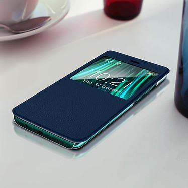 Acheter Avizar Etui folio Bleu Nuit pour Xiaomi Redmi Note 8 Pro