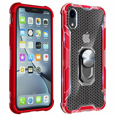 Avizar Coque Rouge pour Apple iPhone XR Coque Rouge Apple iPhone XR
