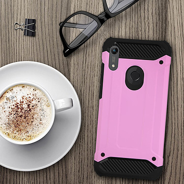 Acheter Avizar Coque Rose Defender II pour Huawei Y6 2019