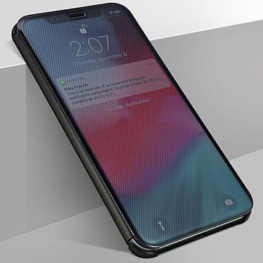 Avizar Etui folio Noir Translucide pour Apple iPhone 11 Pro pas cher