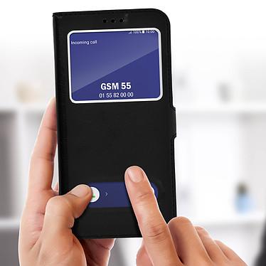 Acheter Avizar Etui folio Noir pour Samsung Galaxy S8 Plus