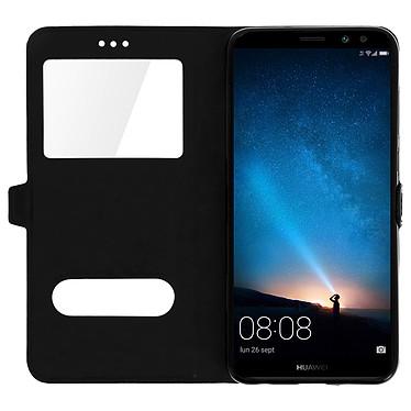 Acheter Avizar Etui folio Noir pour Huawei Mate 10 Lite