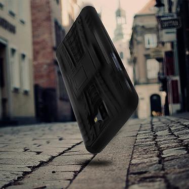 Avis Avizar Coque Noir Hyrbide pour Samsung Galaxy J6 Plus