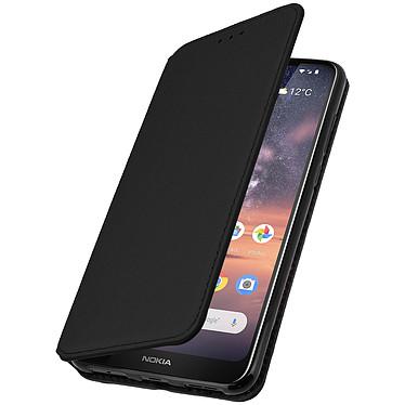 Avizar Etui folio Noir pour Nokia 3.2 pas cher