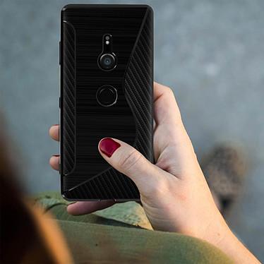 Acheter Avizar Coque Noir S-Line pour Sony Xperia XZ3