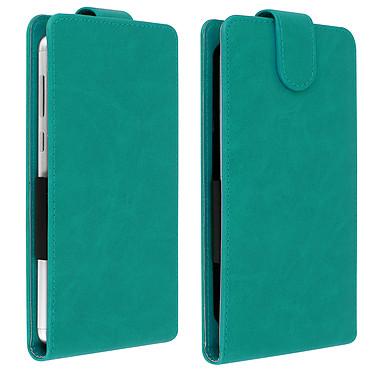 Avizar Etui à clapet Vert pour Compatibles avec Smartphones de 5,5 à 6,0 pouces Etui à clapet Vert Compatibles avec Smartphones de 5,5 à 6,0 pouces