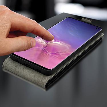 Acheter Avizar Etui à clapet Noir pour Samsung Galaxy S10