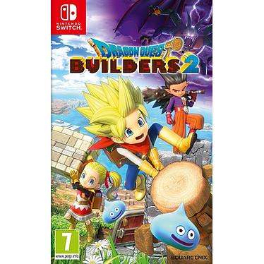 Dragon Quest Builders 2 (SWITCH) Jeu SWITCH Action-Aventure 7 ans et plus