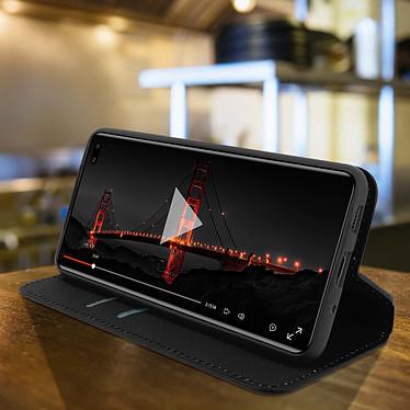 Avis Avizar Etui folio Noir pour Samsung Galaxy S20 Ultra