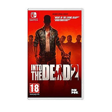 Into the Dead 2 (SWITCH) Jeu SWITCH Action-Aventure 18 ans et plus