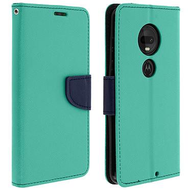 Avizar Etui folio Vert pour Motorola Moto G7 , Motorola Moto G7 Plus Etui folio Vert Motorola Moto G7 , Motorola Moto G7 Plus