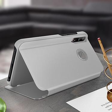 Acheter Avizar Etui folio Argent pour Huawei P40 Lite E