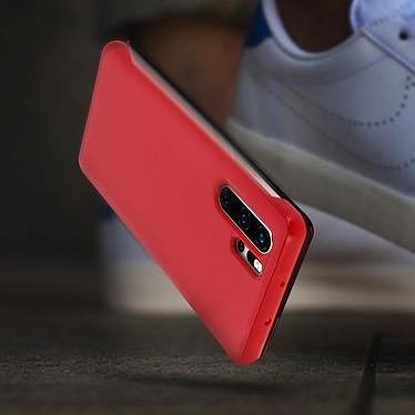 Avis Avizar Etui folio Rouge à fenêtre pour Huawei P30 Pro