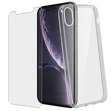 Avizar Coque Transparent pour Apple iPhone XR pas cher