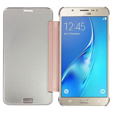 Acheter Avizar Etui folio Rose pour Samsung Galaxy J7 2016