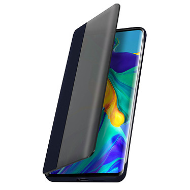 Avizar Etui folio Bleu Nuit pour Huawei P30 Pro pas cher